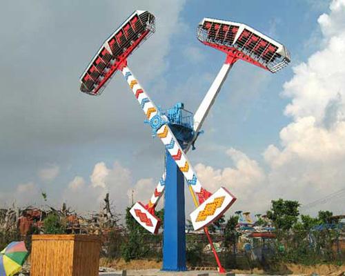 Skymaster ride