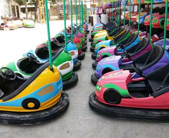New Bumper Cars for South Africa